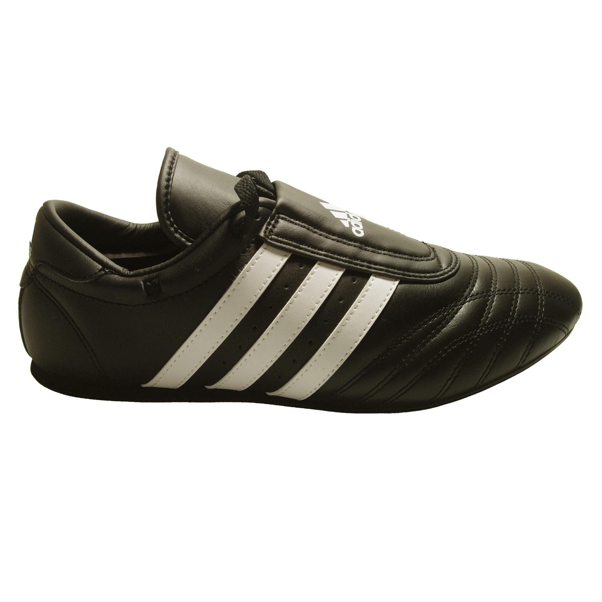 1101198177d Adidas ADI-SM II taekwondo schoenen (zwart) | Karate schoenen ...