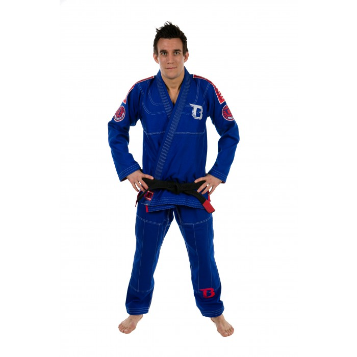 Booster Brazilian Jiujitsu Pak Royal (Slim Fit)