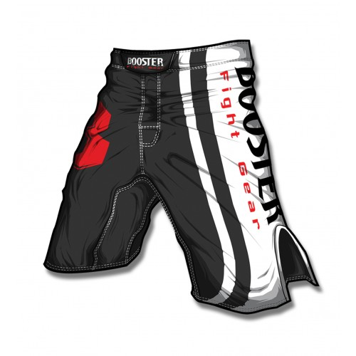 Booster MMA Short Pro Origin (zwart)