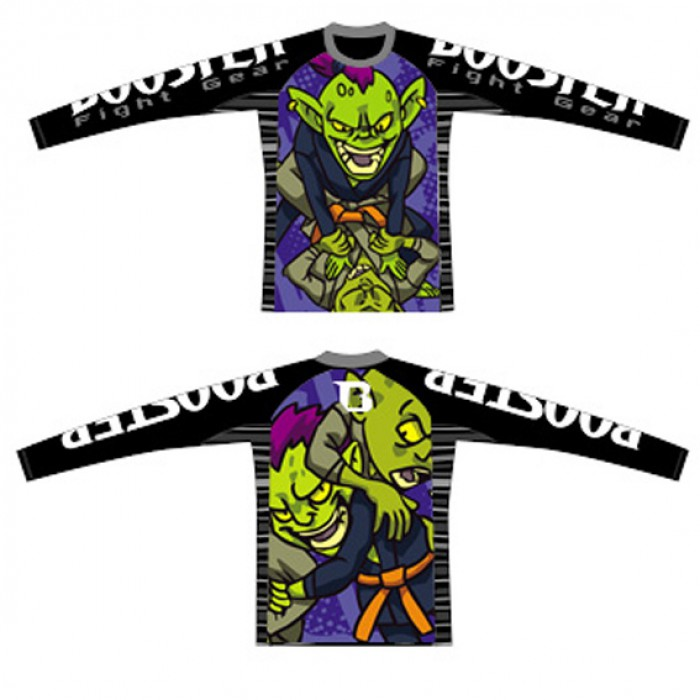 "Booster Rashguard ""GBOK AND ZOK"""