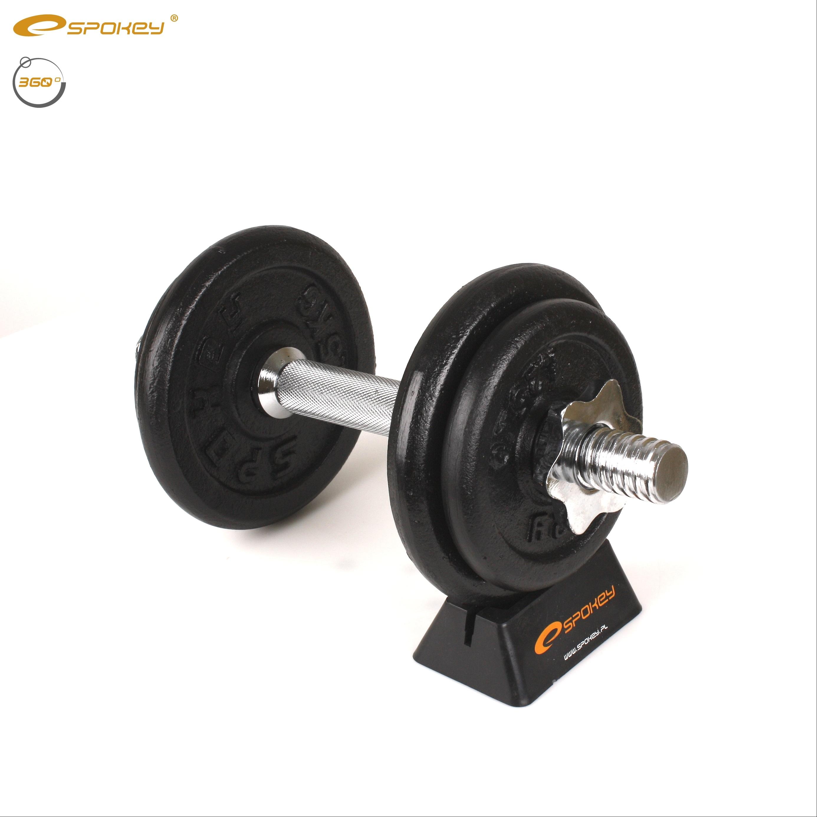 Dumbbells (10 kg) | Gewichten | Fitnessartikelen ...