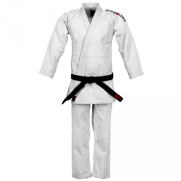 "Essimo Judopak Ippon ""Slim-Fit"" (wit)"