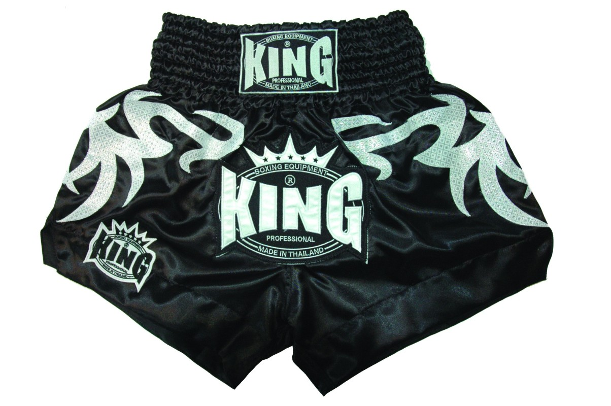 "King Muaythai broekje ""King Tribal"""
