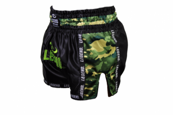 Legend kickbox broekje (Camo)