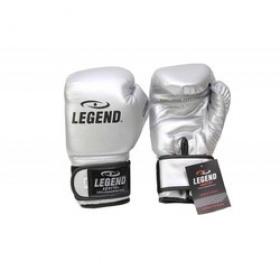 Legend PowerFit & Protect Bokshandschoenen zilver