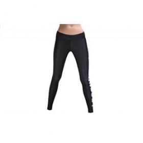 Legend dames sport legging zwart/wit