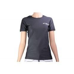 Legend DryFit dames sportshirt zwart