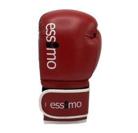 """Essimo """"Maya"""" (Kick)Bokshandschoenen - Rood"""