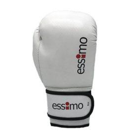 """Essimo """"Maya"""" (Kick)Bokshandschoenen - Wit"""