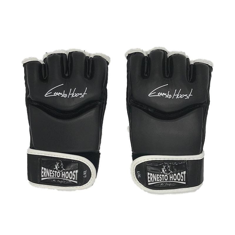 Ernesto Hoost Free Fight Gloves – Zwart/Wit
