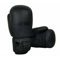 Kinderbokshandschoenen Legend Boxing (mat zwart)