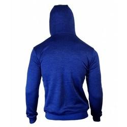 Trendy hoodie van de hoogste kwaliteit blauw