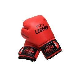 Legend PowerFit & Protect Bokshandschoenen Rood