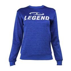 Trendy trui/sweater van de hoogste kwaliteit blauw