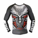 Legend DryFit shirt / mma rashguard lange mouwen Spartan