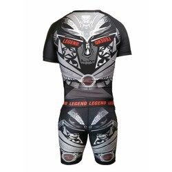 Legend DryFit shirt / mma rashguard Spartan