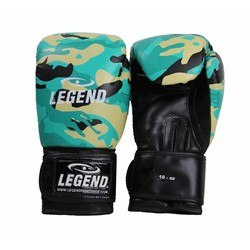 Legend Bokshandschoenen PowerFit & Protect 2.0 (Camo)