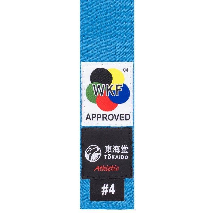 Tokaido karateband – Blauw