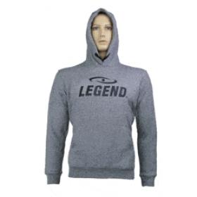 Trendy hoodie van de hoogste kwaliteit Licht Grijs