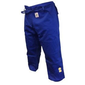 Essimo IJF-Approved Judobroek Blauw
