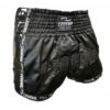 Kickboksbroekje Glamour (zwart)