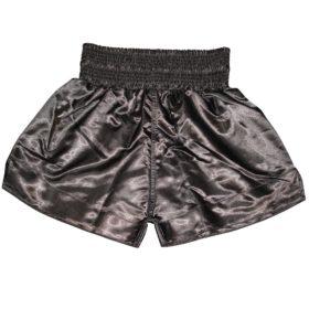 Kickbox Short Zwart
