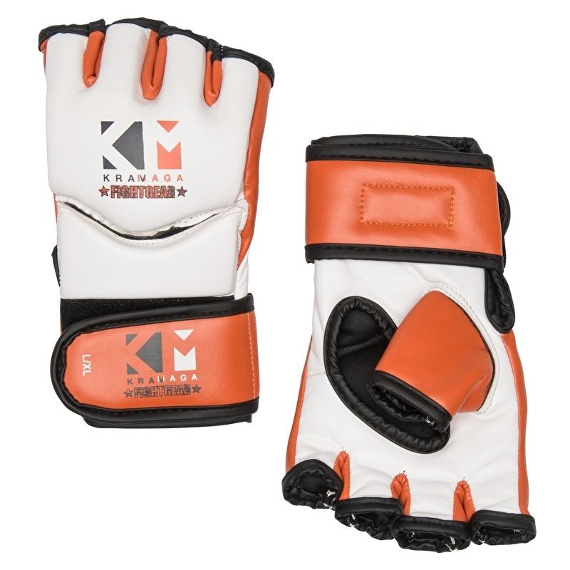 KravMaga Fightgear Free Fight Gloves – Wit