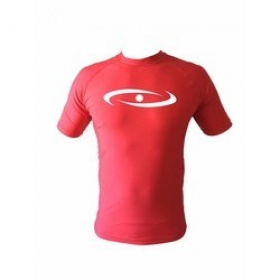 Legend DryFit shirt / mma rashguard rood