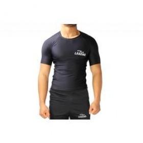 Legend DryFit shirt / mma rashguard zwart