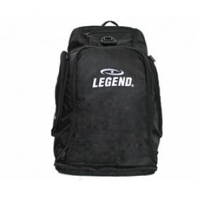 Legend Sporttas aanpasbaar backpack tas zwart