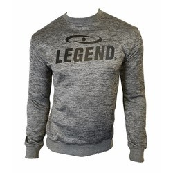 Trendy trui/sweater van de hoogste kwaliteit grijs