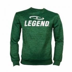 Trendy trui/sweater van de hoogste kwalitiet groen