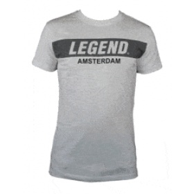 Trendy designs t-shirt Legend Amsterdam