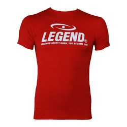 Trendy designs t-shirt Legend Rood