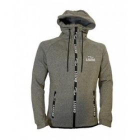 Trendy vest van de hoogste kwaliteit grijs