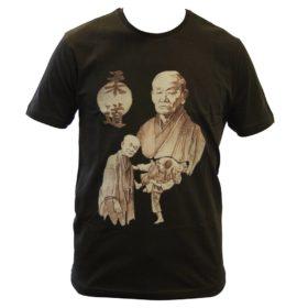 T-shirt ''Kano'' - Zwart