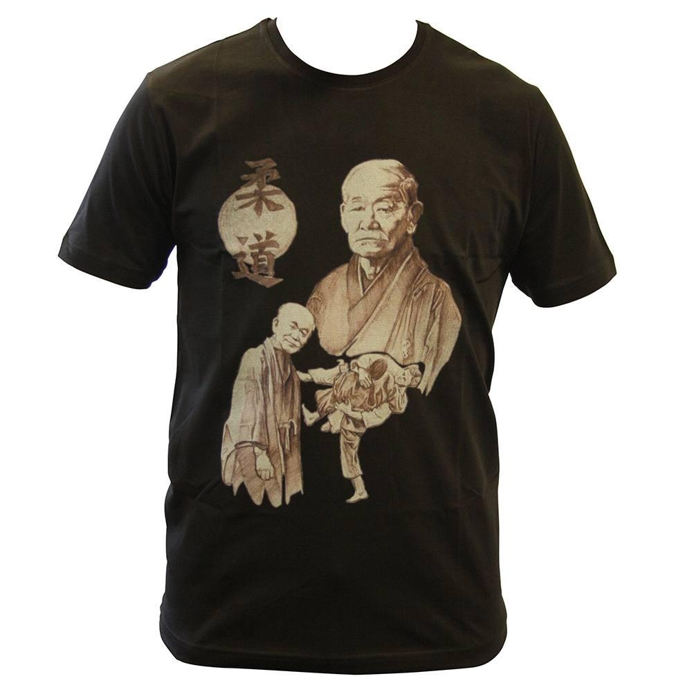 """T-shirt """"Kano"""" – Zwart"""