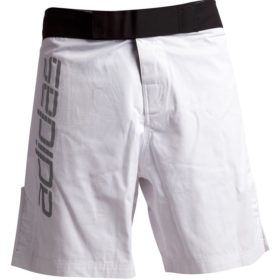 Adidas MMA broek (wit)