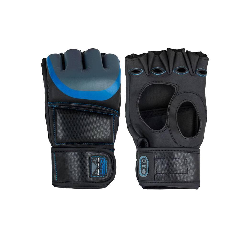 Bad Boy MMA handschoenen Pro Series 3.0 (blauw / zwart)