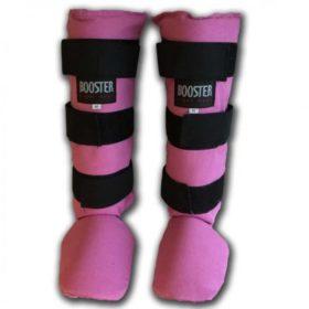 Scheenbeschermer kickboksen roze