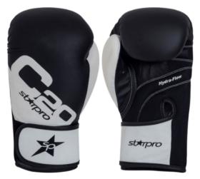 Starpro C20 Training Boxing Glove-6oz Zwart
