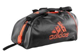 Adidas 2 in 1 Sporttas maat M