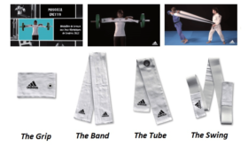 Adidas Global Method The Tube