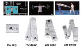 Adidas Global Method The Swing