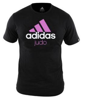 Adidas T Shirt Judo maat 128