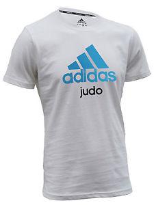 Adidas T Shirt Judo maat 140