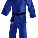 Adidas Judopak J350 Blauw maat 110