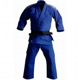 Adidas Judopak J500 Blauw maat 150