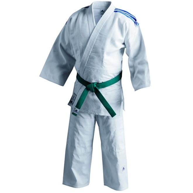 Adidas Judopak J500 Wit maat 150