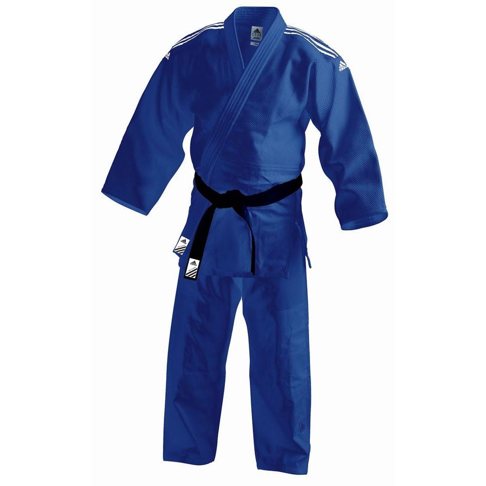 Adidas Judopak J650 Blauw maat 150